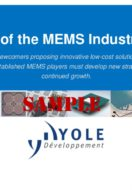 Русская Ассоциация МЭМС – официальный представитель ведущего мирового аналитического центра Yole Developpement
